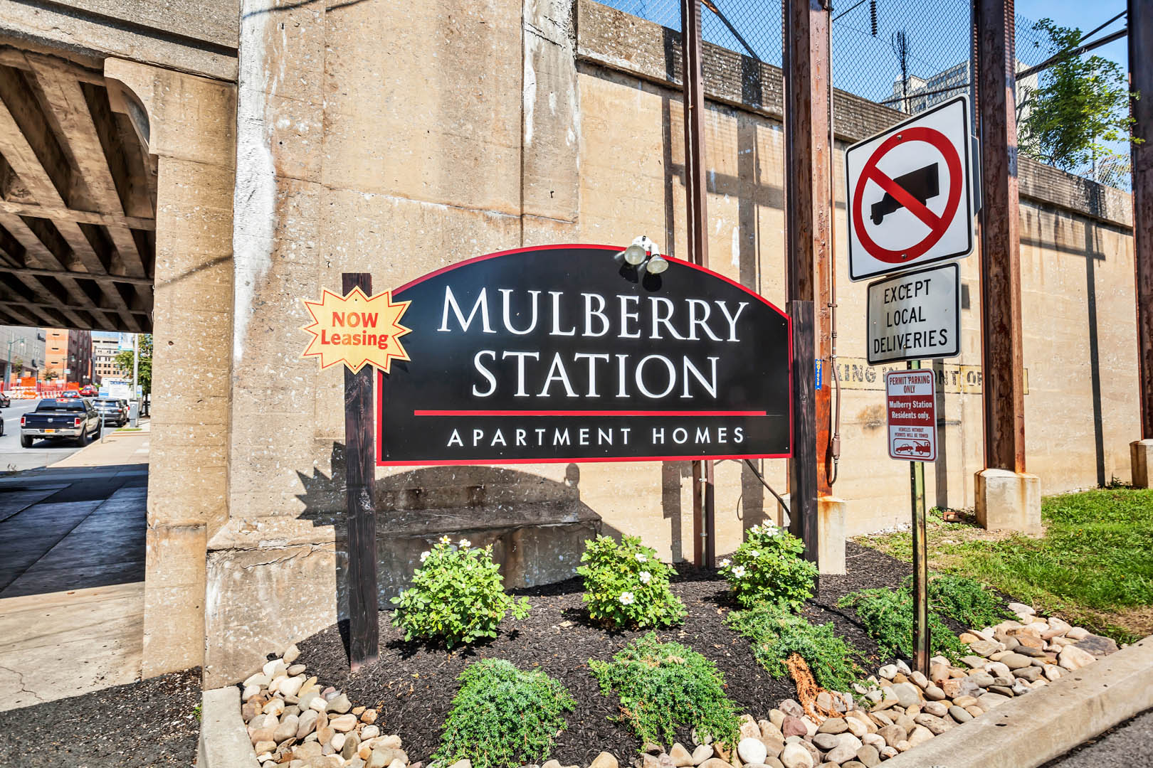 NEW YORK - August 22: Photos of Mulberry Station at 200 South Court St Harrisberg,PA for Aion Managment on August 22, 2017 in New York, NY.  (Scott Wintrow/Gamut Photos)